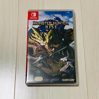 Nintendo Switch - モンスターハンターライズ Switch スイッチ