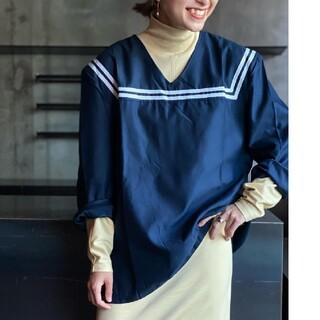 BEAUTY&YOUTH UNITED ARROWS - ROKU☆ロク セーラーシャツ未使用(6・fumika・pelleq)