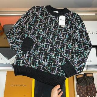ディオール(Dior)のDIOR♥男女兼用カジュアルニット(ニット/セーター)