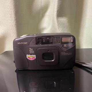 リコー(RICOH)のRICOH リコー MYPORT ZOOM 320PS カメラ(フィルムカメラ)