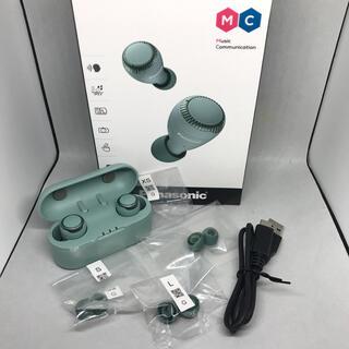 パナソニック(Panasonic)の【美品】パナソニック RZ-S30W ワイヤレスイヤホン(ヘッドフォン/イヤフォン)