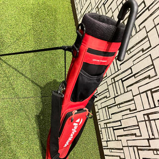 TaylorMade - テーラーメイド セルフスタンド クラブケース ゴルフバッグ