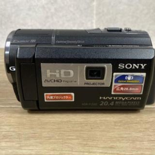 SONY - SONY ソニー HANDYCAM ビデオカメラ HDR-PJ590V 【格安】