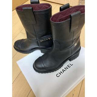 シャネル(CHANEL)のご専用です🌸CHANEL ブーツ 37サイズ🌸(ブーツ)