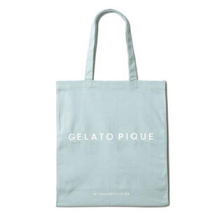 gelato pique - ジェラートピケ   ホビートートバッグ