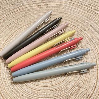 ミツビシエンピツ(三菱鉛筆)のユニボールワンF 7本セット(ペン/マーカー)