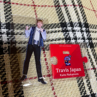 Johnny's - Travis Japan 中村海人 アクリルスタンド