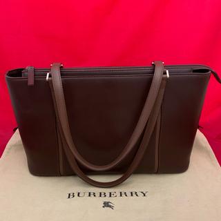 バーバリー(BURBERRY)のBurberry☆ショルダートートバッグ(トートバッグ)