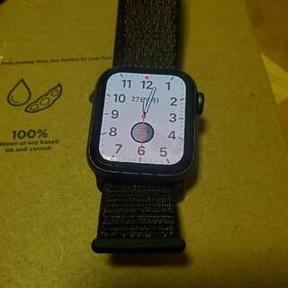 Apple - Apple Watch Series 4 GPS アルミニウム 40mm