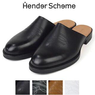 エンダースキーマ(Hender Scheme)のHender Scheme エンダースキーマ チーク(サンダル)