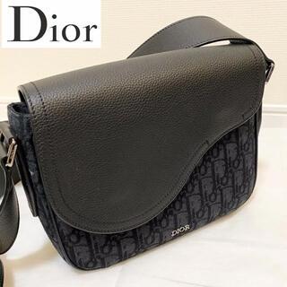 ディオール(Dior)のDior ミニメッセンジャーバッグ 美品(ショルダーバッグ)