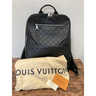 LOUIS VUITTON - 【新品未使用】Louis Vuitton ダミエ アンフィニ バックパック