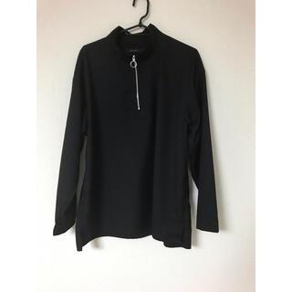 レイジブルー(RAGEBLUE)のRAGEBLUE ハーフジップカットソー(Tシャツ/カットソー(七分/長袖))