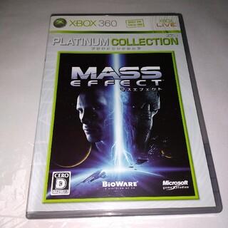 エックスボックス360(Xbox360)のMass Effect(マスエフェクト)(Xbox 360 プラチナコレクション(家庭用ゲームソフト)