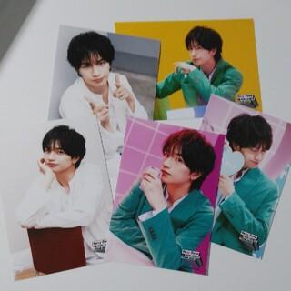 Sexy Zone - 中島健人 POP×STEP!? TOUR 2020 ツアーグッズ 写真5枚セット