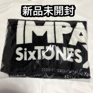 Johnny's - 新品 SixTONES TONEIMPACT ブランケット ストーンズ グッズ