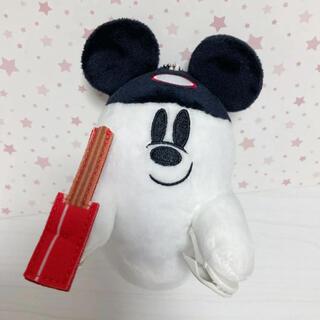 Disney - ミッキー おばけ 肩のせぬいぐるみ チュロス