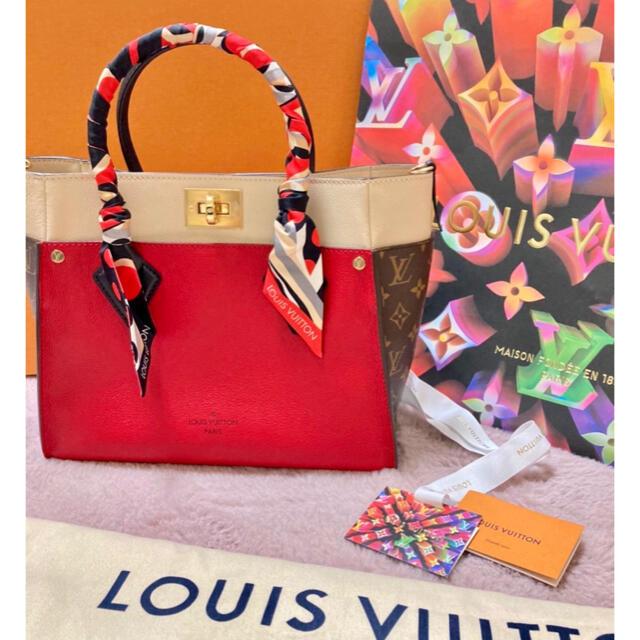 LOUIS VUITTON(ルイヴィトン)の【ルイヴィトン】新品未使用/オンマイサイド/トートバッグ レディースのバッグ(トートバッグ)の商品写真