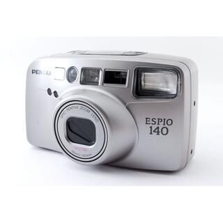 ペンタックス(PENTAX)の#3189 ☆初めてのフイルムカメラ♪☆ PENTAX ESPIO 140(フィルムカメラ)