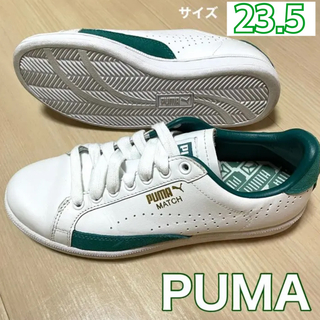 プーマ(PUMA)の【美品】PUMA スニーカー(スニーカー)