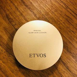 ETVOS - エトヴォス ミネラルグロウスキンクッション ファンデーション