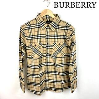 BURBERRY 定番チェック シャツ トップス