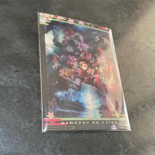 鬼滅の刃 名場面回顧カード ビジュアルカード レア