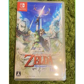 Nintendo Switch - ゼルダ スカイオブソード