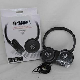 ヤマハ(ヤマハ)の未使用!YAMAHA ヤマハ ヘッドフォン HPH-100B(ヘッドフォン/イヤフォン)