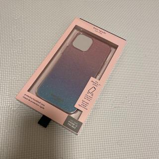 ケイトスペードニューヨーク(kate spade new york)の新品 ケイトスペード キラキラグリッターiPhone12promax(iPhoneケース)