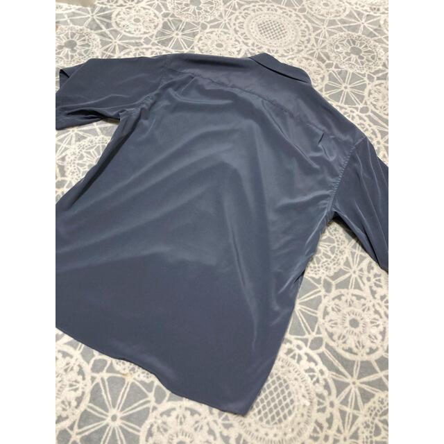 LAD MUSICIAN(ラッドミュージシャン)の美品! ラッドミュージシャン 20ss テシンビック 半袖シャツ グレー メンズのトップス(シャツ)の商品写真