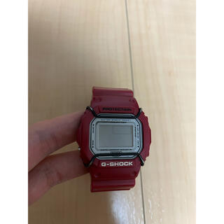 G-SHOCK - G-SHOCK DW-5600 波乗人 スピードモデル 赤 レッド