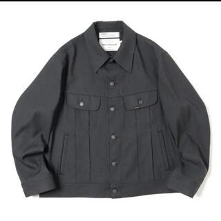 sacai - dairiku 20aw regular polyester jacket 美品