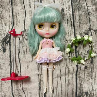タカラトミー(Takara Tomy)のBlythe ミスサリーライス+オダニミユキコラボドレス(ぬいぐるみ/人形)
