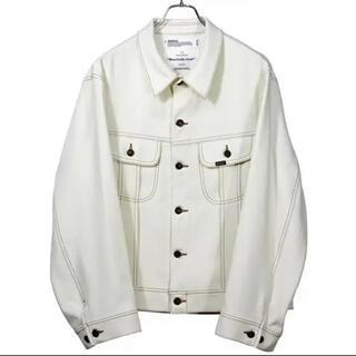 sacai - dairiku 20ss regular polyester jacket 美品