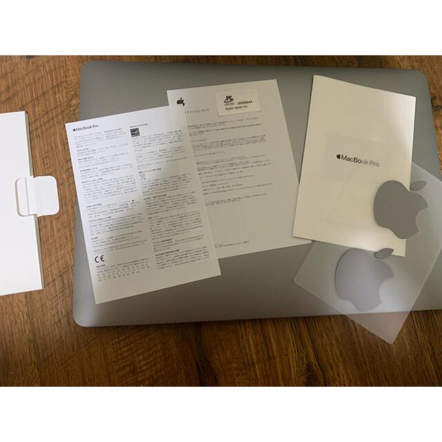 Apple(アップル)のMacBook Pro 13インチ 2020年購入 美品 スマホ/家電/カメラのPC/タブレット(ノートPC)の商品写真