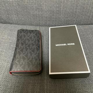 マイケルコース(Michael Kors)のマイケルコース メンズ 財布(長財布)