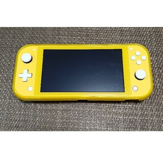 Nintendo Switch - 週末まで値下げ!Nintendo Switch Lite yellow