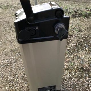 フル電動自転車 バッテリー モビマックス