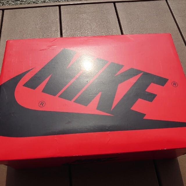 NIKE(ナイキ)のバーシティレッド メンズの靴/シューズ(スニーカー)の商品写真