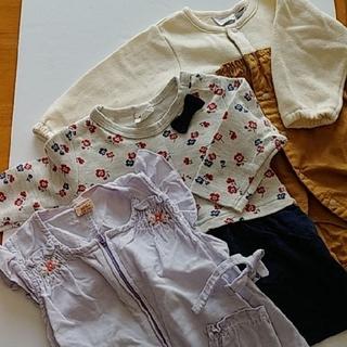 アカチャンホンポ(アカチャンホンポ)の女の子 服 70  ベビー服(カバーオール)