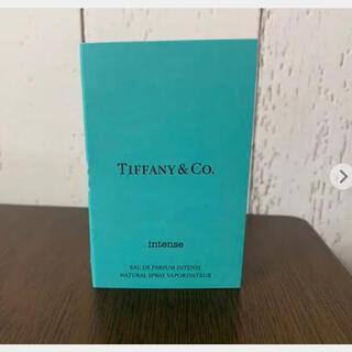 ティファニー(Tiffany & Co.)のティファニー 香水 オードパルファム インテンス 1.2ml(ユニセックス)
