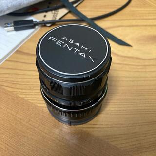PENTAX - Super Takumar 55mm F1.8 後期 eマウント変換アダプタ付き