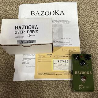 David Allen Bazooka Overdrive(エフェクター)