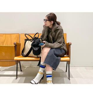 L'Appartement DEUXIEME CLASSE - 【DEVEAUX/デヴォー】Wool Boucle T/N Knit