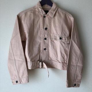 GO TO HOLLYWOOD - 新品タグ付きゴートゥーハリウッドヘリンボンカットオフジャケット