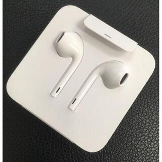 アップル(Apple)のiPhone 7 純正 イヤフォン  ライトニング仕様 (その他)