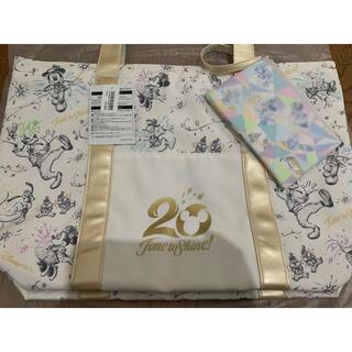 Disney - ディズニーシー 20周年 トートバッグ