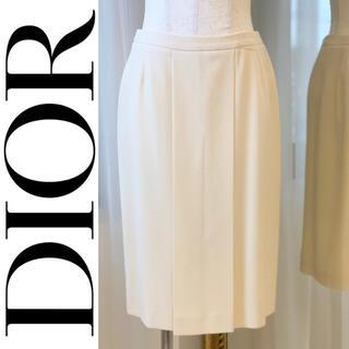 クリスチャンディオール(Christian Dior)の【現行タグ 美品】Christian Dior スカート 2017年コレクション(ひざ丈スカート)