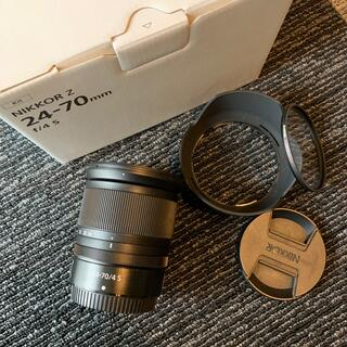 中古美品 NIKKOR Z 24-70mm f/4 S
